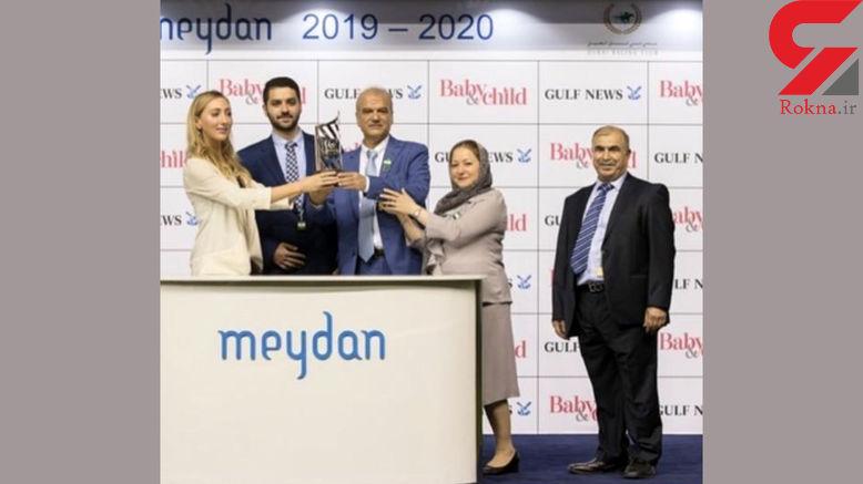 اسب ایرانی در مسابقات «میدان» دوبی اول شد