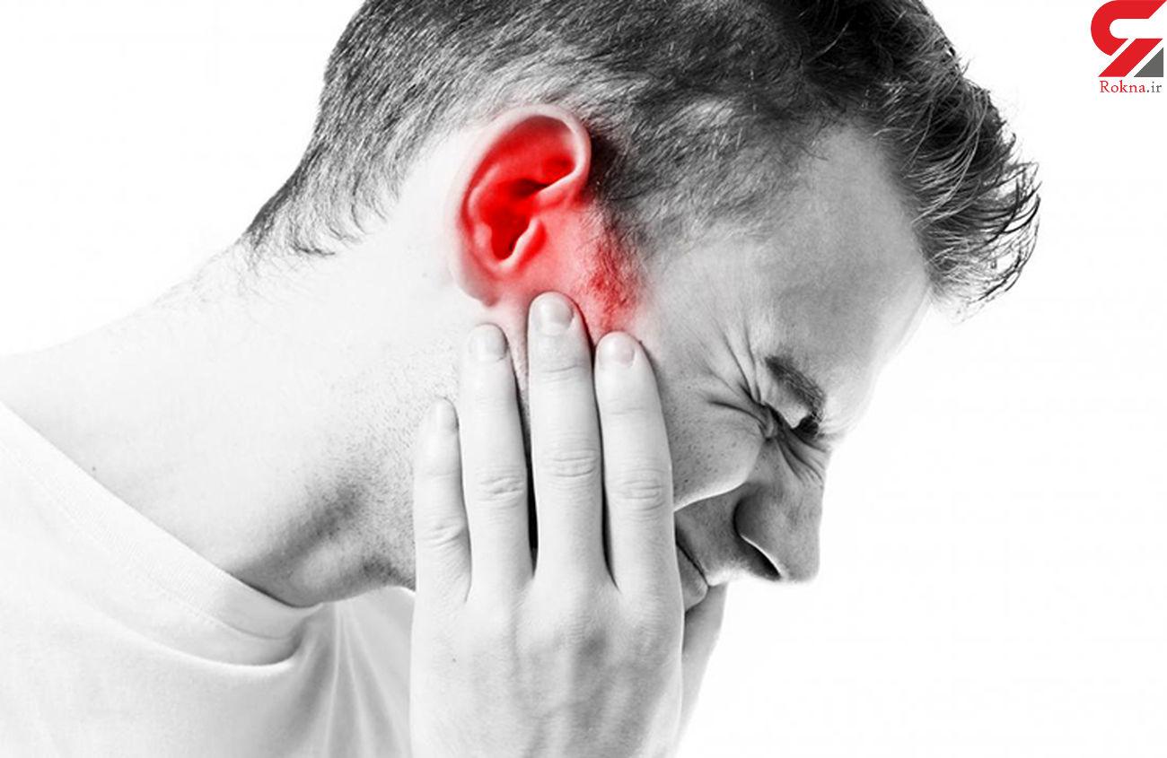 علائم عفونت گوش و راههای درمان خانگی آن