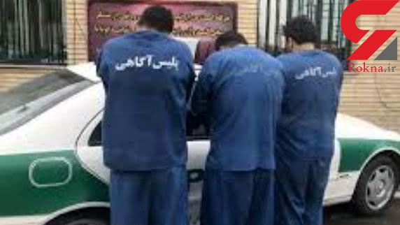 پرونده سارق درون خودرو با 51 فقره سرقت بسته شد