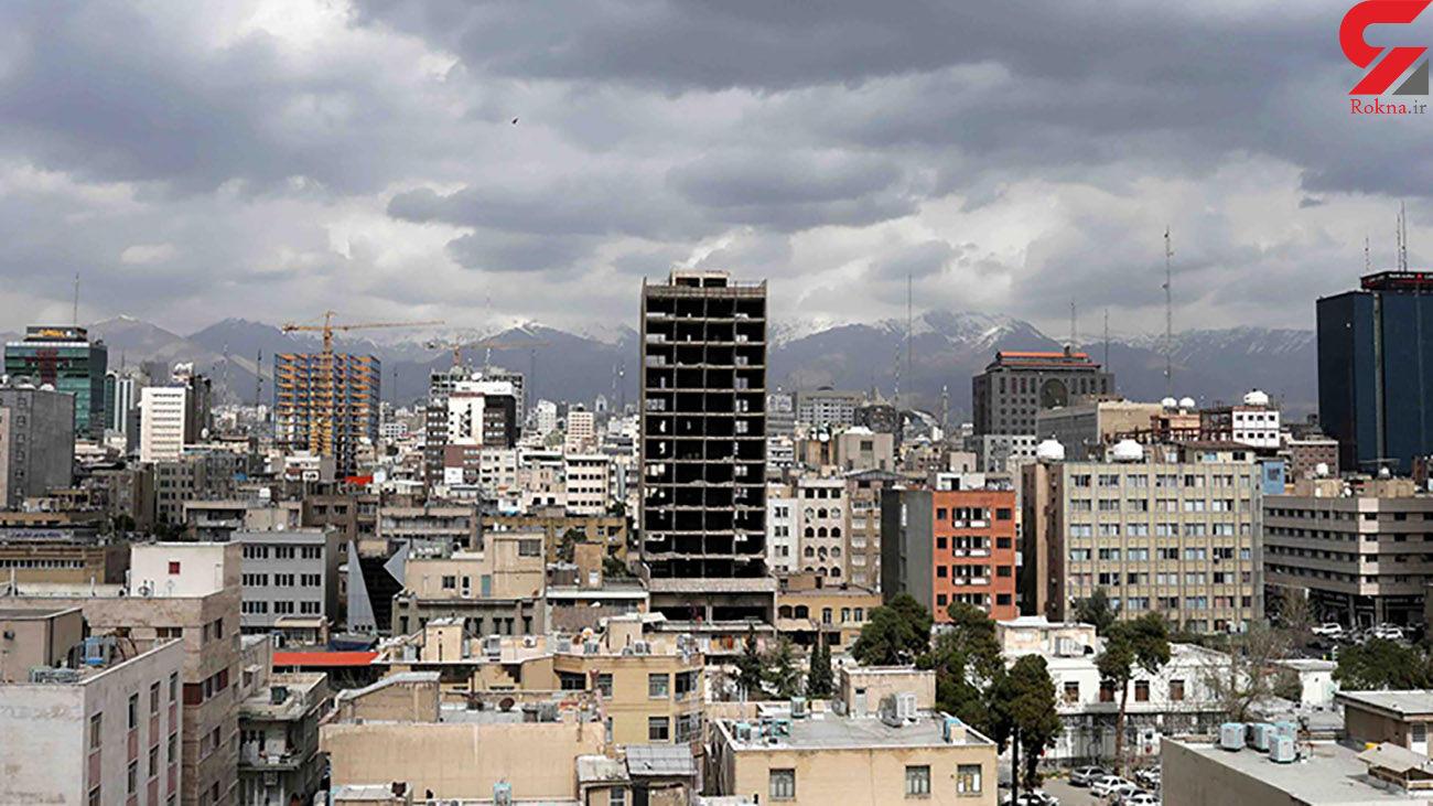 متوسط قیمت اجاره آپارتمان در تهران + جدول