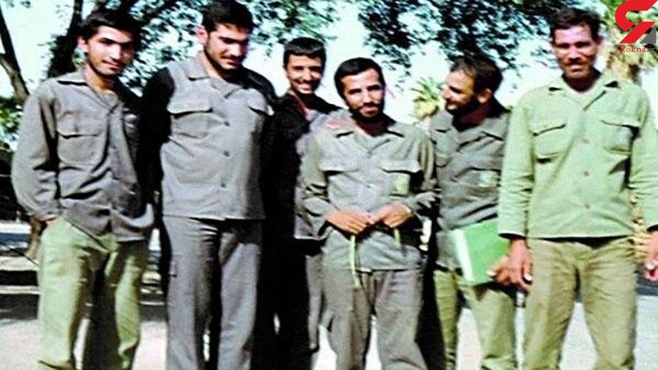 دلنوشته دریابان شمخانی در سالروز شهادت سردار علی هاشمی
