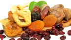 برای کاهش وزن میوه خشک بخورید