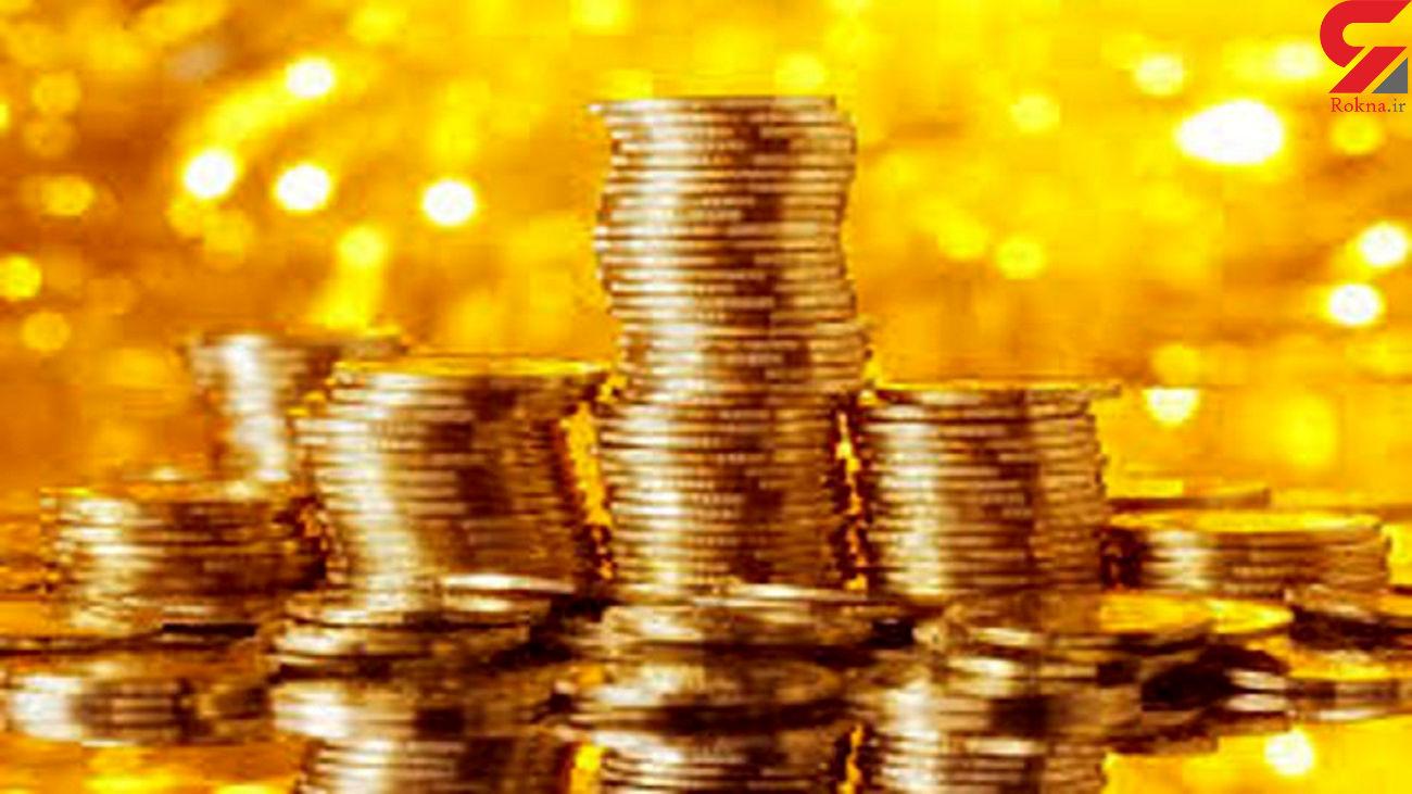 حباب ۹۰۰ هزار تومانی سکه + جزئیات