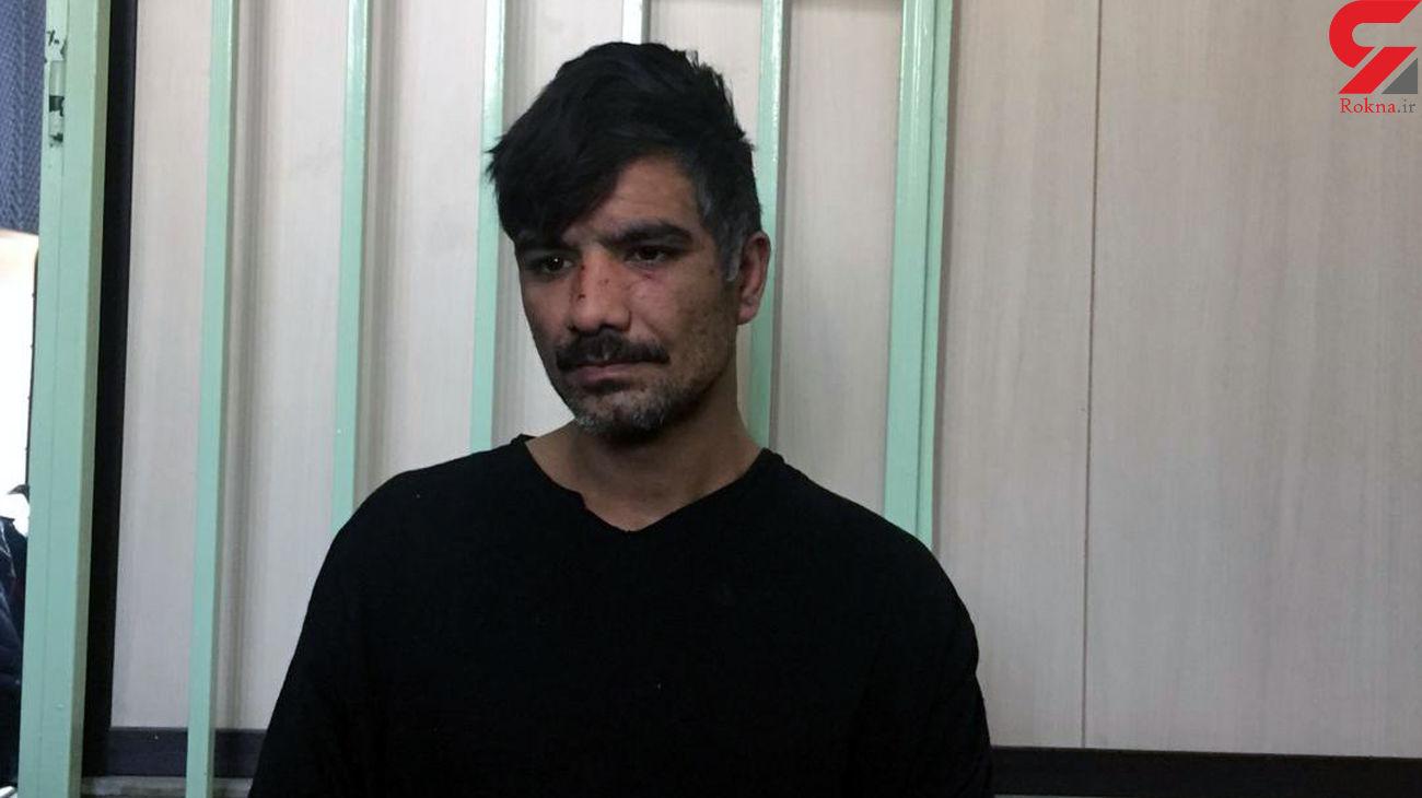 کفتار تهران اعدام شد  / آزار شیطانی 20 زن تهرانی+  فیلم گفتگو قبل اعدام