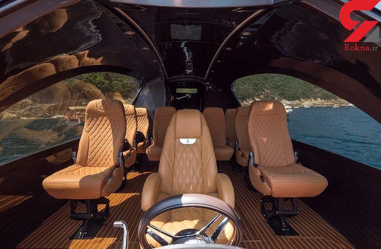 سفری لاکچری با  قایق تفریحی ۲۵۰ هزار دلاری + عکس