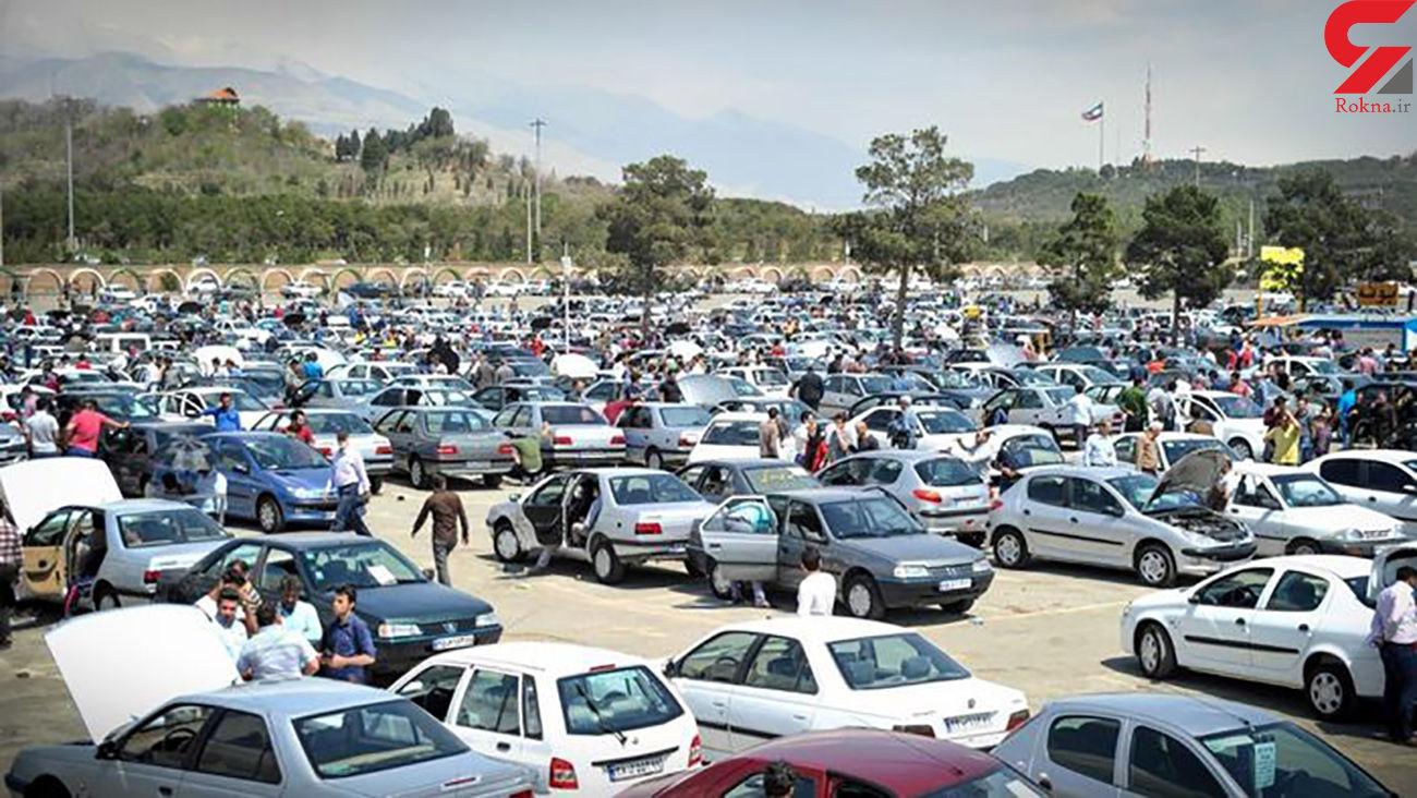 پژو 206 ارزان شد / قیمت خودروهای پرطرفدار در بازار امروز+ جدول