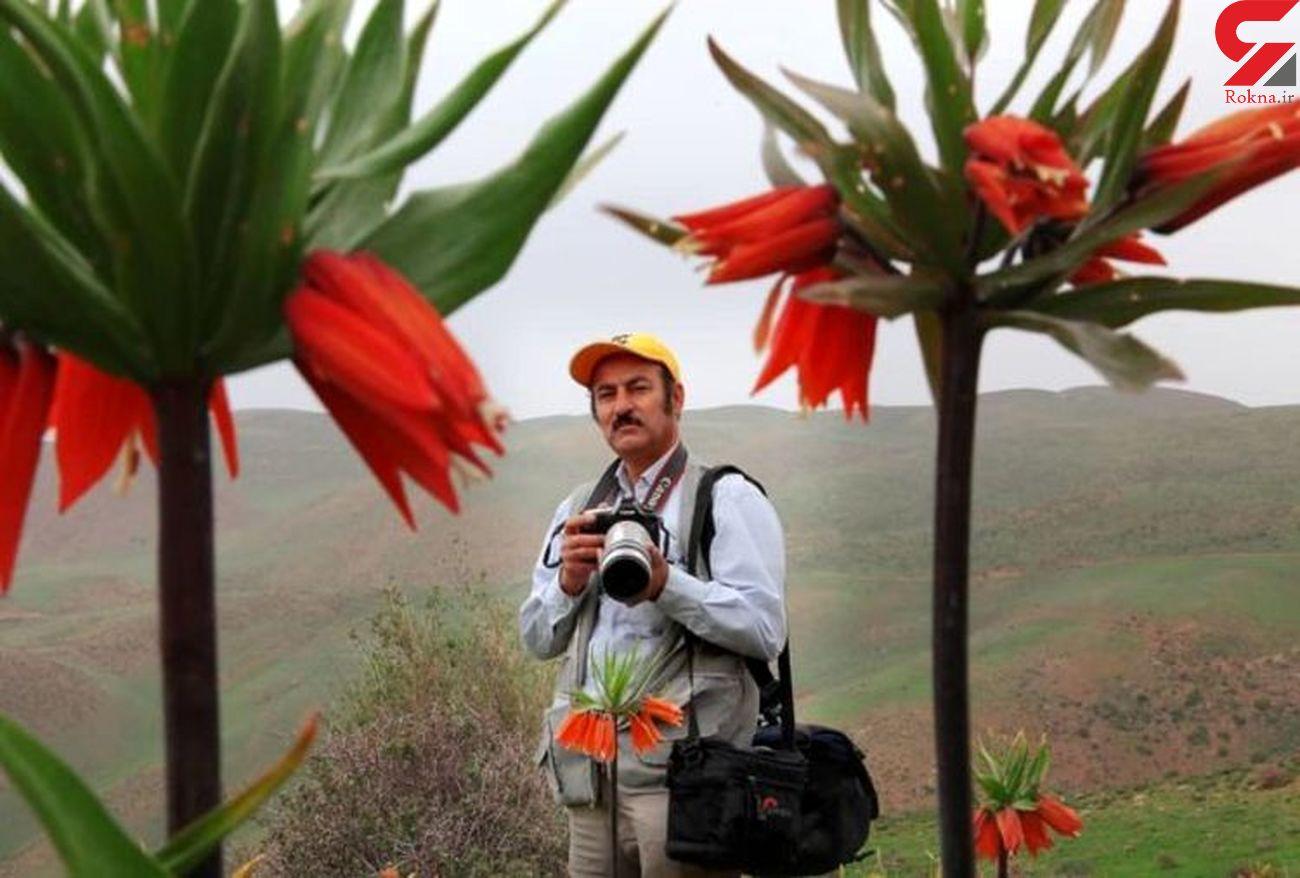 کرونا جان عکاس سرشناس ایران را گرفت + عکس