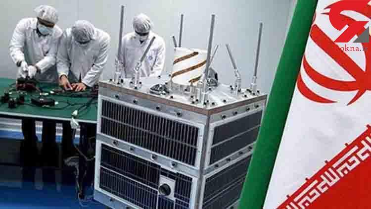 انتشار تصویر سردار سلیمانی از فضا /«ظفر» عصر امروز راهی مدار ۵۳۰ کیلومتری میشود