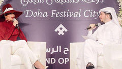 جنیفر لوپز برای عرب ها چه کرد؟! + عکس