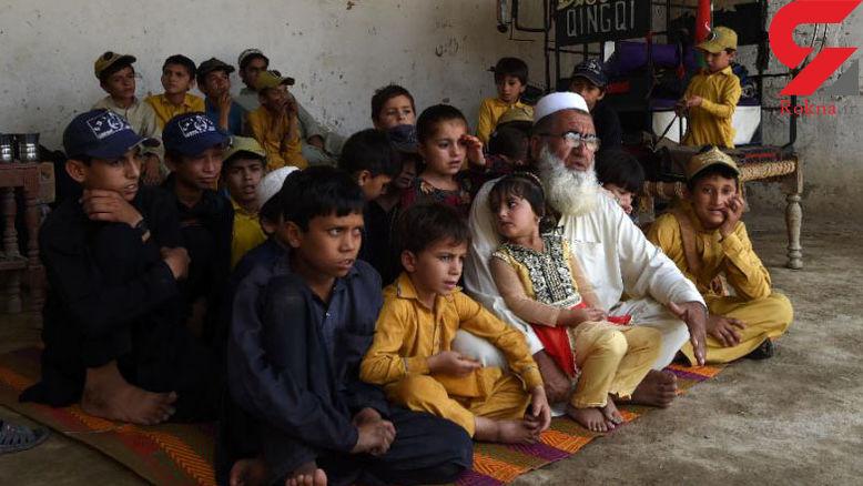 3 مرد پاکستانی 96 فرزند دارند + فیلم