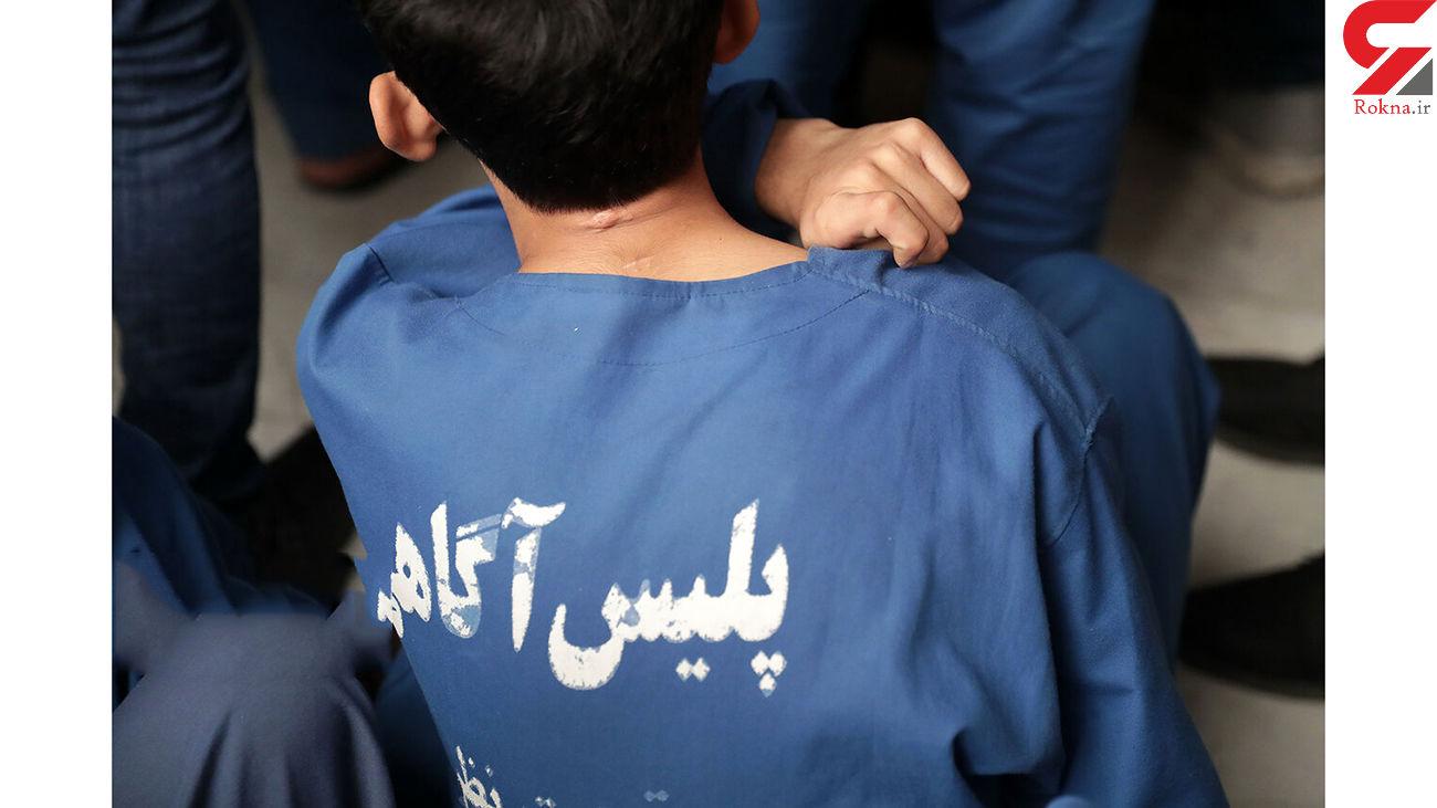 دستگیری سوداگران مرگ در یزد / 2 متهم روانه زندان شدند