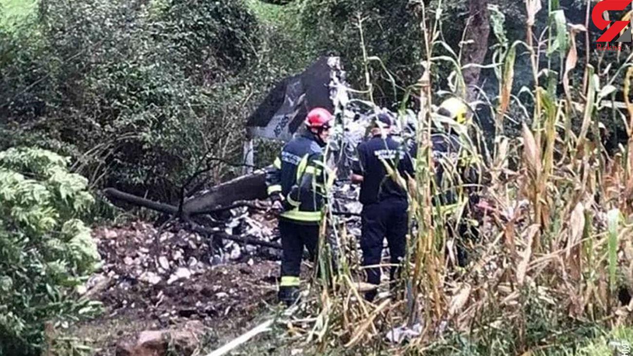 سقوط جنگنده میگ- 21 در صربستان یک کشته بر جا گذاشت