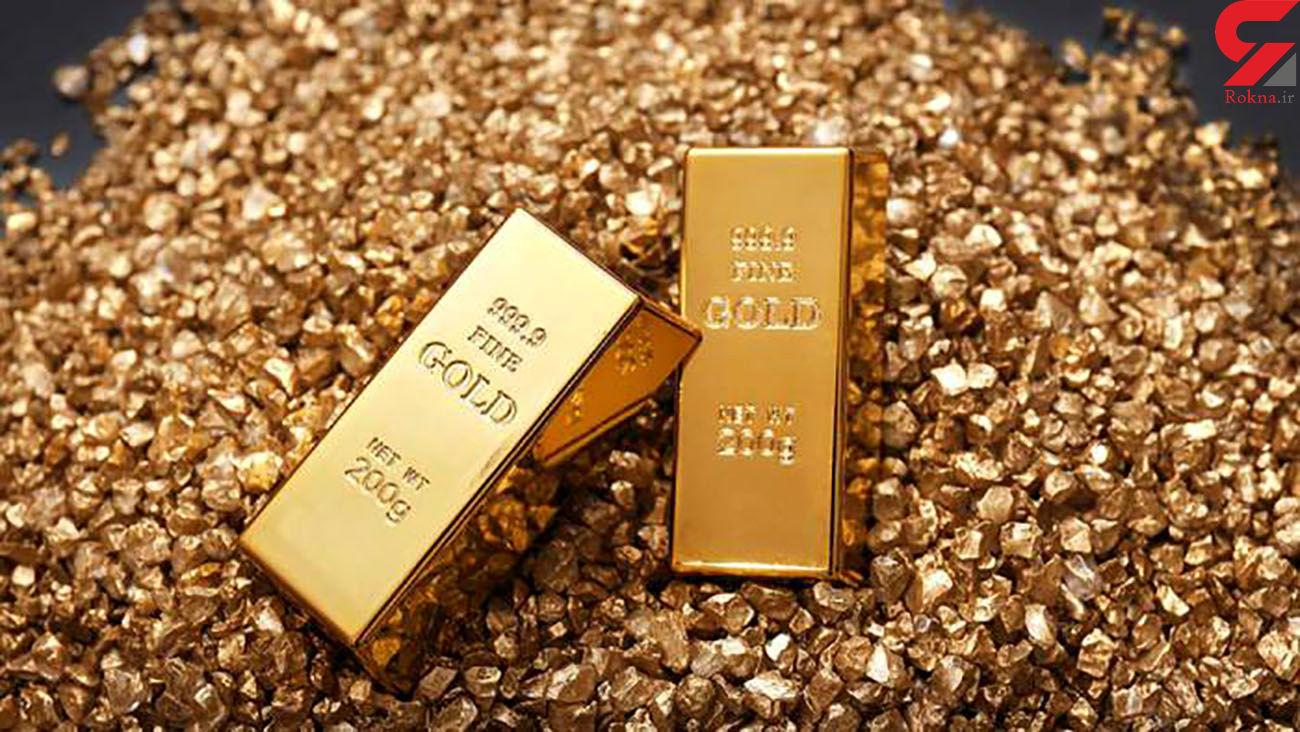 قیمت جهانی طلا جمعه ۲ خرداد
