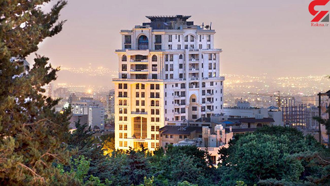 لوکس ترین برج های تهران را بشناسید