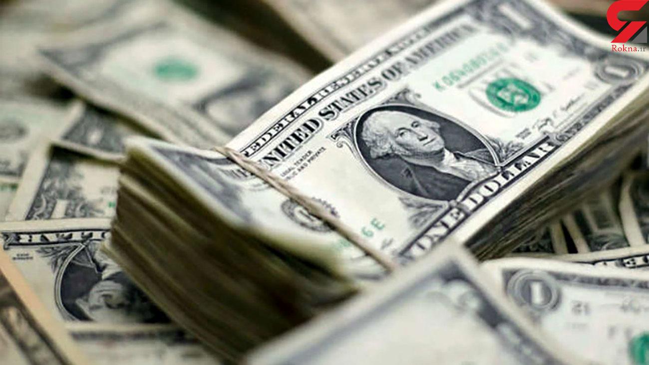 دو علت صعود دلار امروز