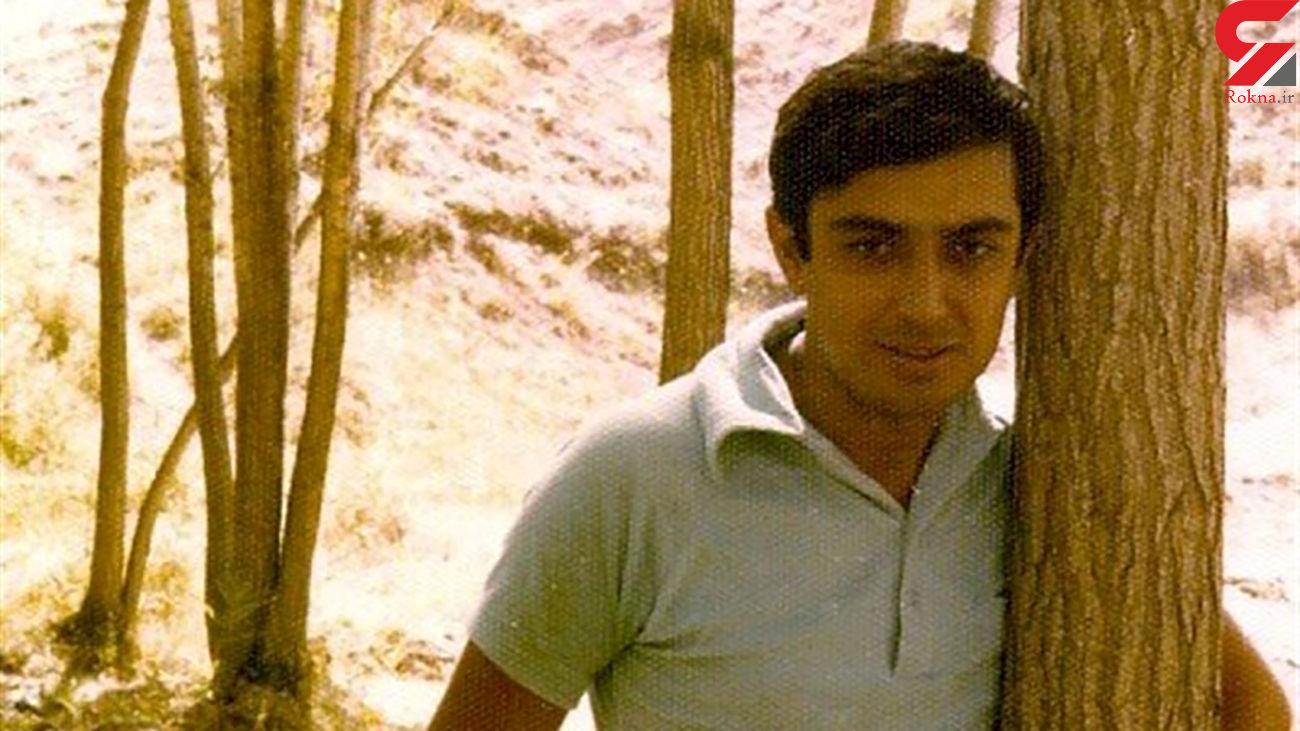 نیمی از پیکر خلبان ایرانی در نینوا و نیمی دیگرش در موصل دفن شد + عکس