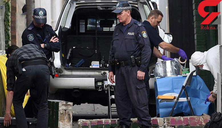 پلیس استرالیا: چند نفر در ملبورن با چاقو هدف حمله قرار گرفتند+فیلم