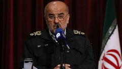 واکنش پلیس ایران به خبر مرگ خاوری / جانشین فرمانده ناجا چه گفت؟