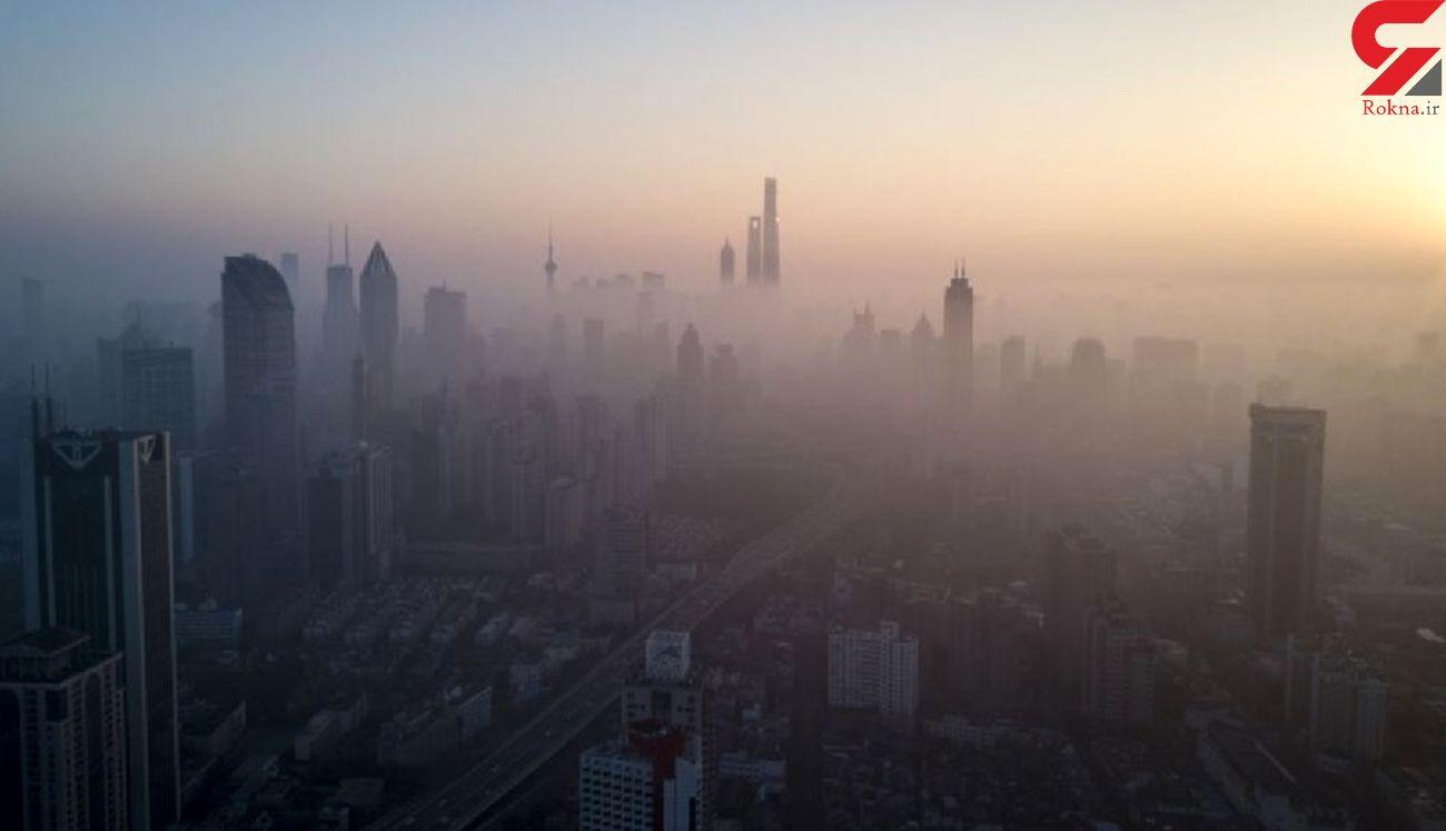 کرونا در شهرهای آلوده جان افراد را زودتر میگیرد