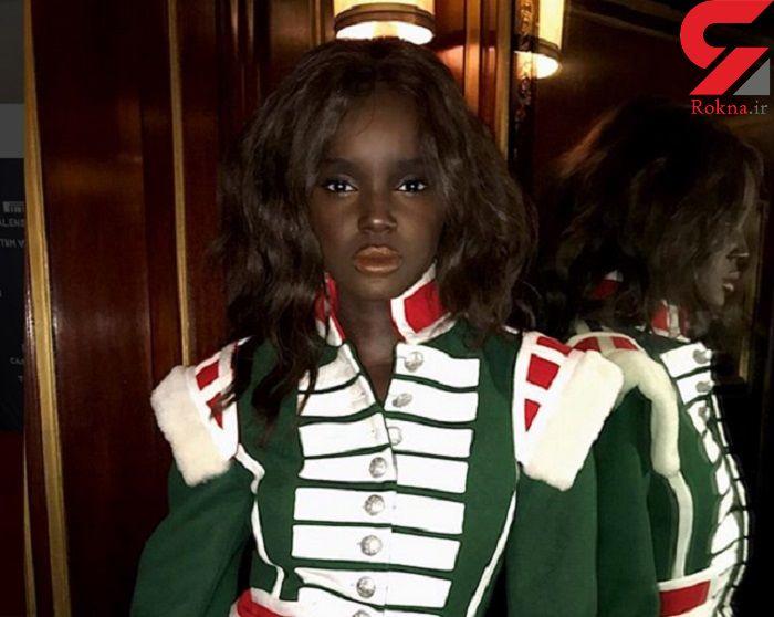 این عروسک باربی جوان بدون جراحی زیباست+تصاویر