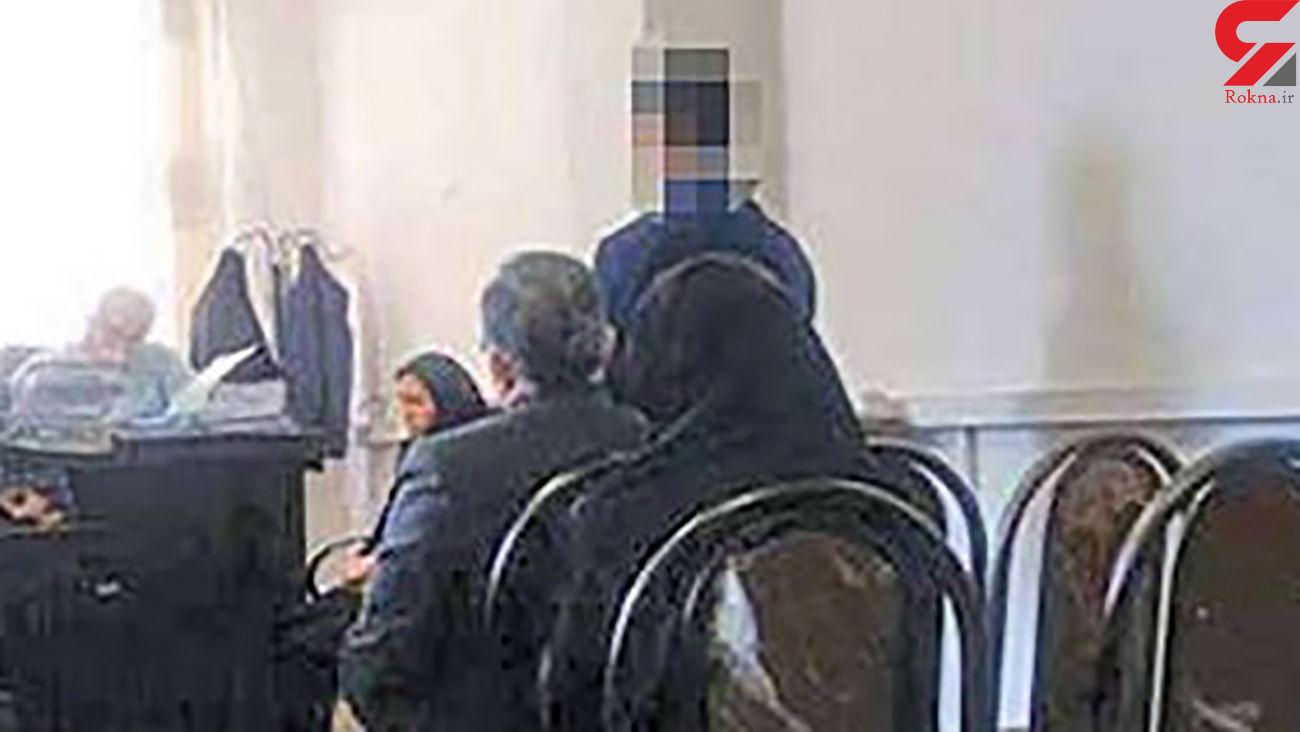 دختر تهرانی از اعدام برادرش گذشت + جزئیات و عکس