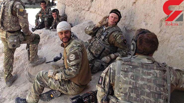 نجات جان فرمانده بریتانیایی به کمک شبکه های اجتماعی