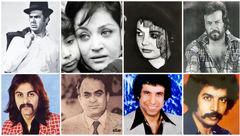 سرنوشت 9 بازیگر زن و مرد محبوب مردم در قبل از انقلاب / از جواد یساری تا حسین گیل +عکس