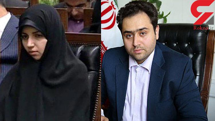 واسطه ازدواج کامبیز مهدیزاده با دختر رییسجمهور که بود؟ + عکس  داماد و دختر روحانی