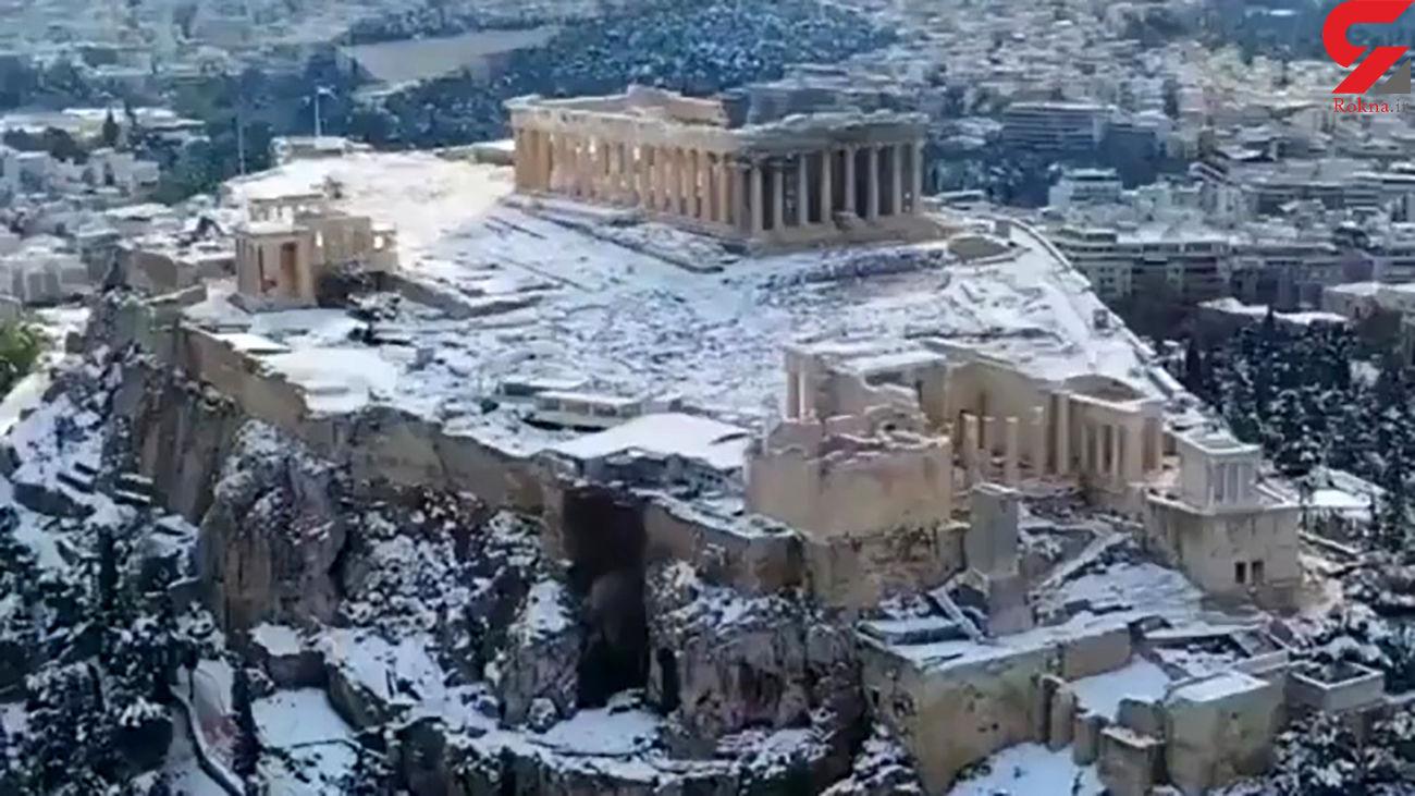 مردم یونان چه نماد ملی را قبول دارند؟ + فیلم