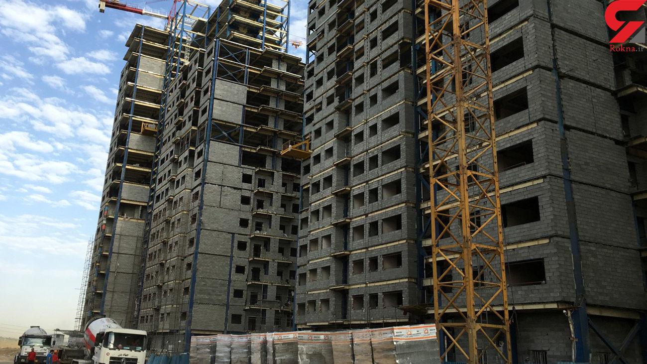 کاهش 28 درصدی صدور پروانه ساختمانی در تهران