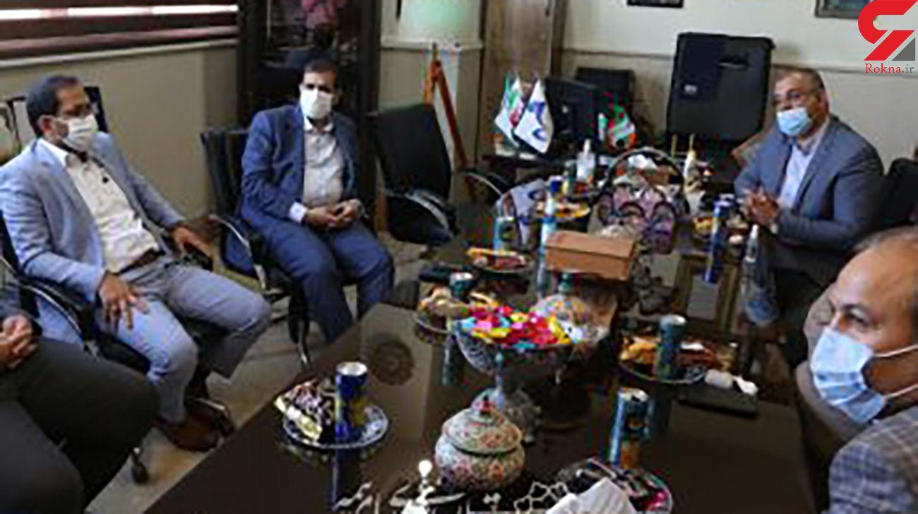 بازدید معاون امور اجتماعی و فرهنگی شهرداری تهران از زیرساخت های اجتماعی شهر
