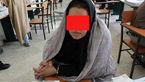 این زن به معلمان مدارس هم رحم نکرد!+عکس