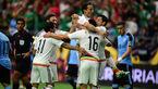 صعود تیم ملی مکزیک به جام جهانی روسیه 2018