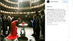 جشن تولد 750 نفری خانم بازیگر در بهترین شب زندگی اش +عکس