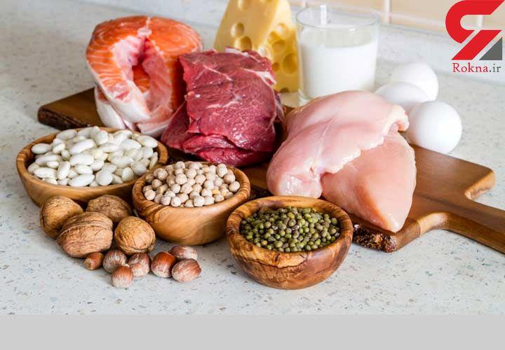 چگونه متوجه شویم کمبود پروتئین داریم