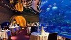 10 هتل مجلل و باشکوه زیر آب در جهان +عکس