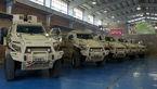 تولید خودروهای زرهی طوفان ایران را به جمع تولیدکنندگان غول میلیون دلاری وارد کرد