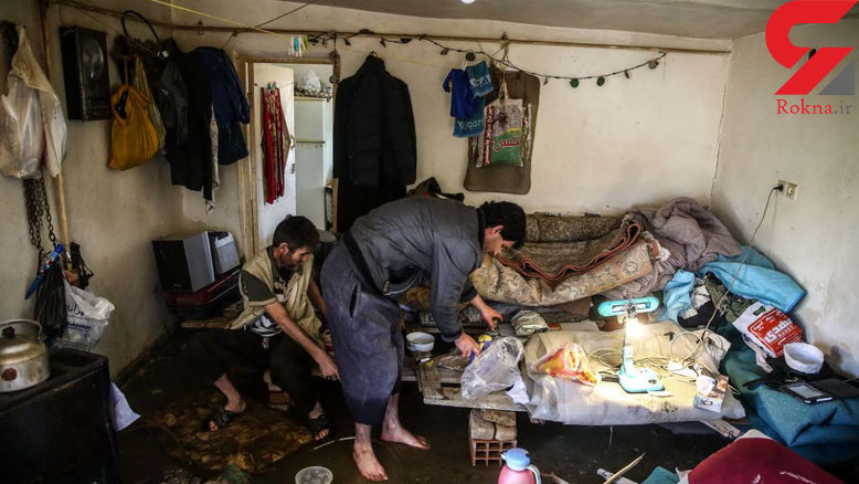 آب خانه های سیل گرفته گمیشان تخلیه شد / با تلاش شبانه روزی نیروهای مسلح