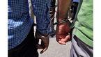 دستگیری سارق لوازم خودرو در لردگان