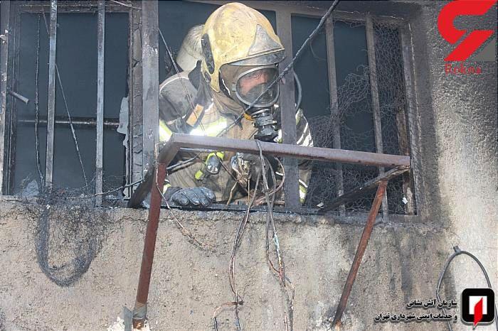2 حادثه آتش سوزی هولناک در رشت