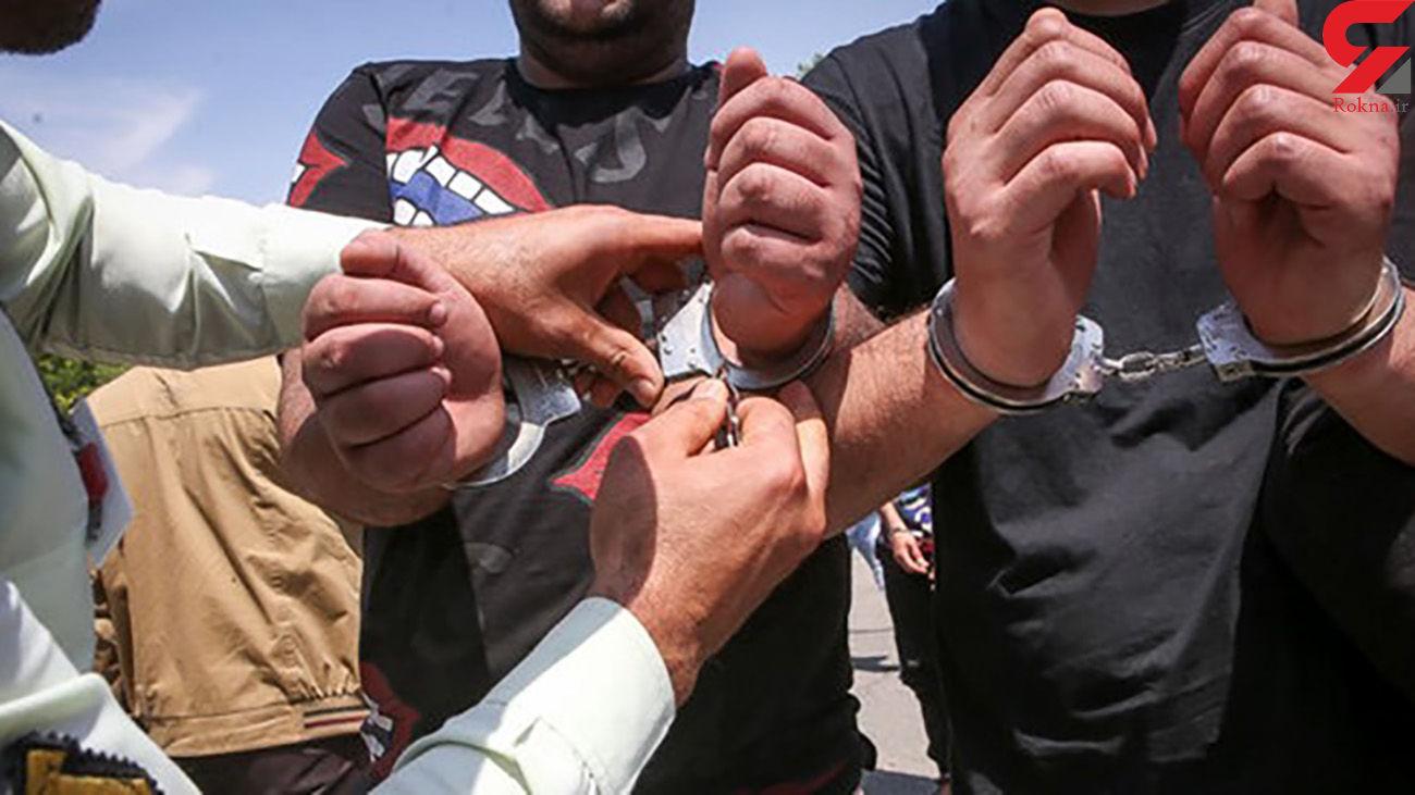 بازداشت 3 جیب بر حرفه ای اتوبوس های بی آر تی در تهران