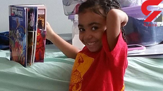 بلای دردناک بر سر سارا 5 ساله  / او دختر یک مهاجر خارجی بود!+ عکس