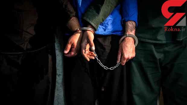 دستگیری 21 سارق در محلات