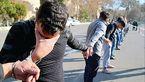 جمعه خلافکاران مشهدی تعطیل نبود / بازداشت همزمان961 اوباش