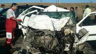 تصادف در جاده بندر امام - اهواز ۲ کشته بر جا گذاشت