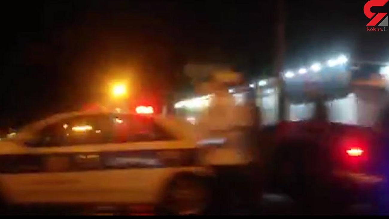 آشوب در زندان شیراز + فیلم