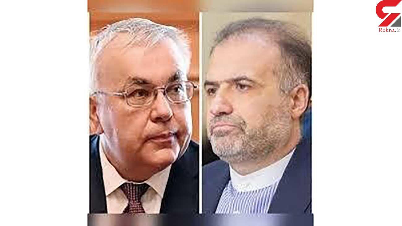 رایزنی دیپلمات های ارشد ایرانی و روسی درباره سوریه ، یمن ، کرونا و حقوق بشر