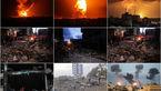 آخرین خبر از تعداد شهدای فلسطینی در غزه + فیلم