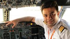 واکنش کمکخلبان معروف به اظهارات وکیل هواپیمایی سپهران