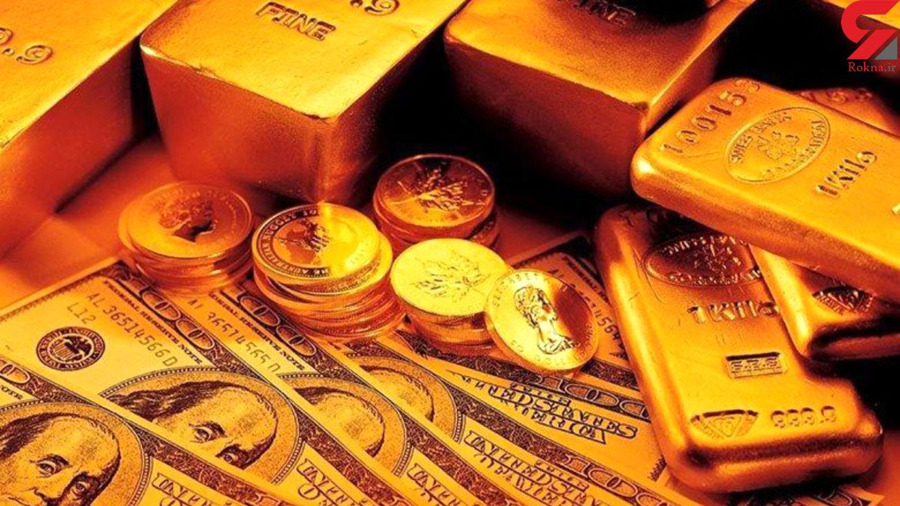 قیمت سکه و قیمت طلای 18 عیار امروز چهارشنبه 16 مهر ماه 99